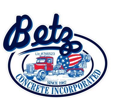 Betz Concrete Logo
