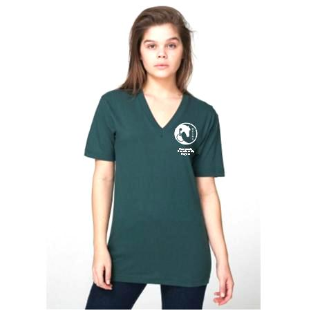 V-Neck T-Shirt2